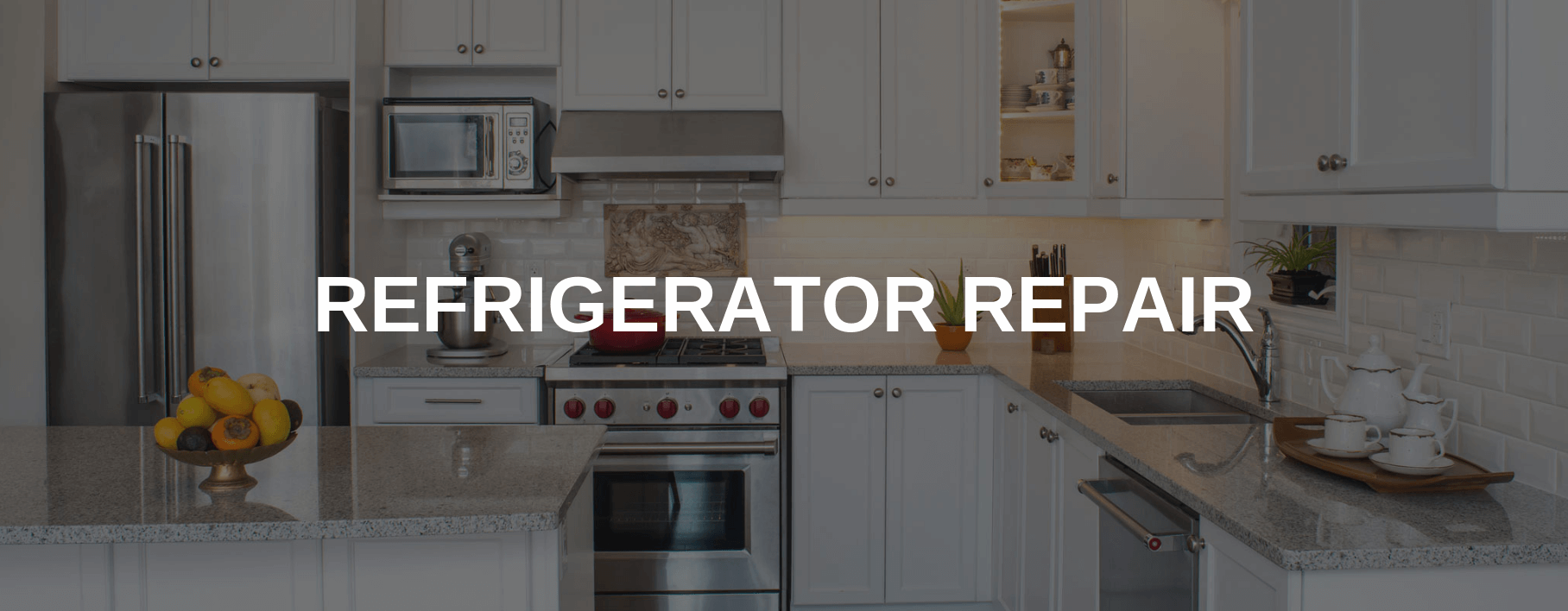 refrigerator repair parma